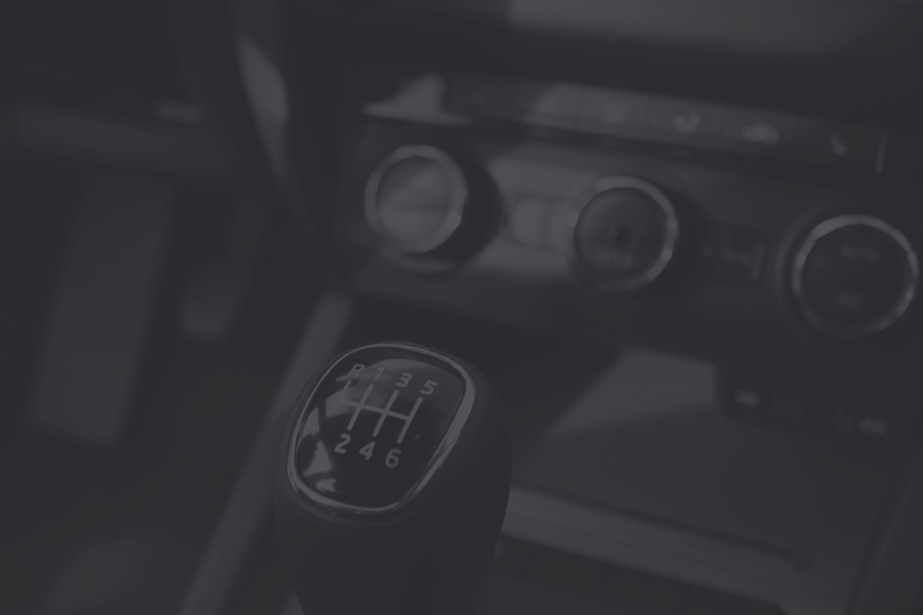 Background showing Gear Stick